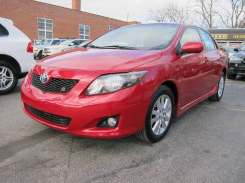2010 Toyota Corolla for sale at DRIVE TREND in Cleveland OH