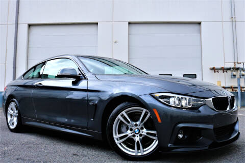 2018 BMW 4 Series for sale at Chantilly Auto Sales in Chantilly VA