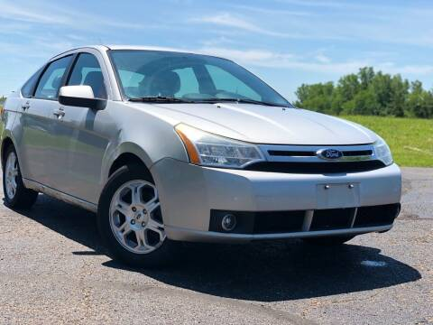 2009 Ford Focus for sale at Five Star Auto Group in North Canton OH