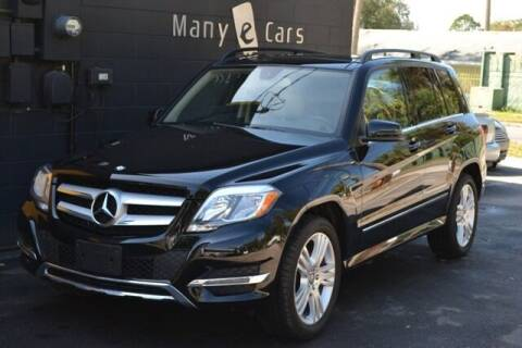 2015 Mercedes-Benz GLK for sale at ManyEcars.com in Mount Dora FL
