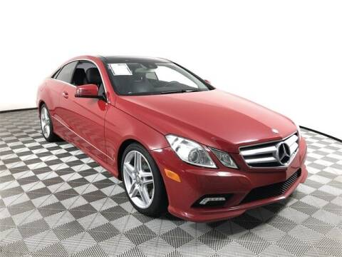 2011 Mercedes-Benz E-Class for sale at Allen Turner Hyundai in Pensacola FL
