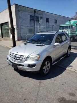 2006 Mercedes-Benz M-Class for sale at O A Auto Sale in Paterson NJ