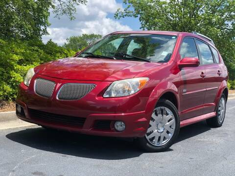 2007 Pontiac Vibe for sale at William D Auto Sales in Norcross GA