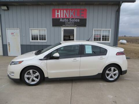 Chevrolet Volt For Sale In Mt Pleasant Ia Hinkle Auto Sales