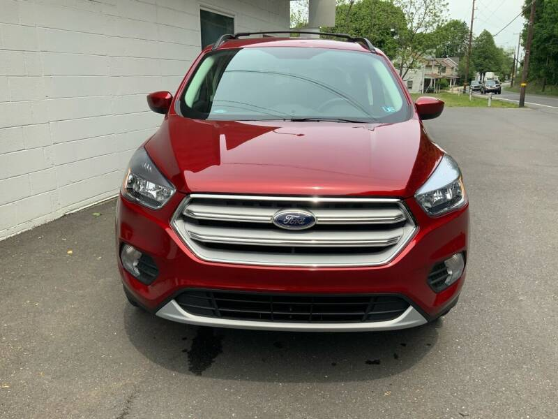 2018 Ford Escape for sale at Hoys Used Cars in Cressona PA