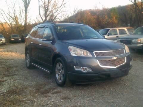 2010 Chevrolet Traverse for sale at WEINLE MOTORSPORTS in Cleves OH