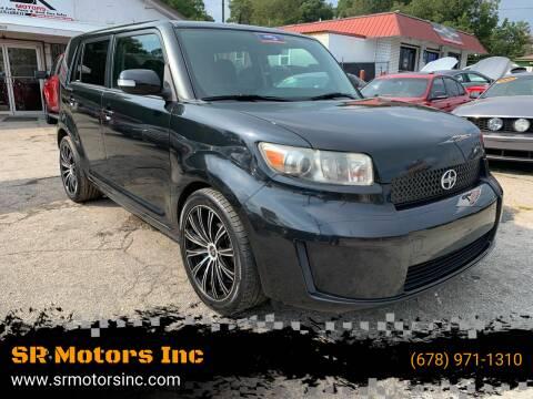 2009 Scion xB for sale at SR Motors Inc in Gainesville GA