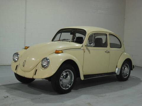1970 Volkswagen Beetle for sale at Ohio Motor Cars in Parma OH