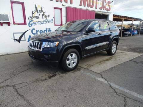 2012 Jeep Grand Cherokee for sale at New Start Motors in Bakersfield CA