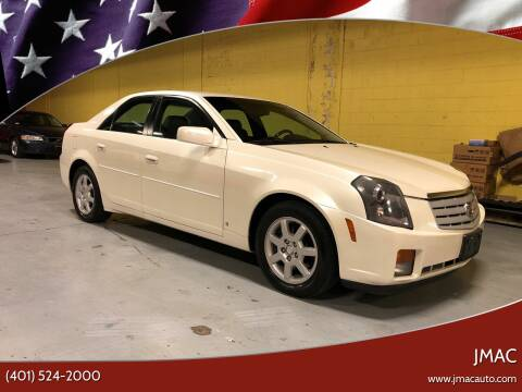 2006 Cadillac CTS for sale at JMAC in Attleboro MA