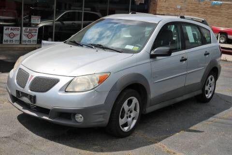 2006 Pontiac Vibe for sale at JT AUTO in Parma OH