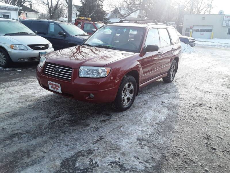 2006 Subaru Forester for sale at NORTHERN MOTORS INC in Grand Forks ND