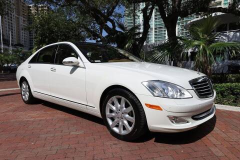 2008 Mercedes-Benz S-Class for sale at Choice Auto in Fort Lauderdale FL