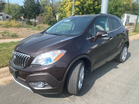 2015 Buick Encore for sale at ONG Auto in Farmington MN