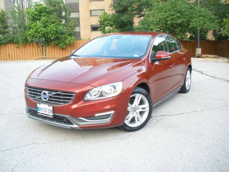 2015 Volvo S60 for sale at Autobahn Motors USA in Kansas City MO