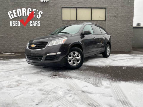 2015 Chevrolet Traverse for sale at George's Used Cars - Pennsylvania & Allen in Brownstown MI