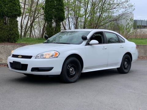 2014 Chevrolet Impala Limited Police for sale at PA Direct Auto Sales in Levittown PA