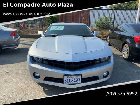 2010 Chevrolet Camaro for sale at El Compadre Auto Plaza in Modesto CA