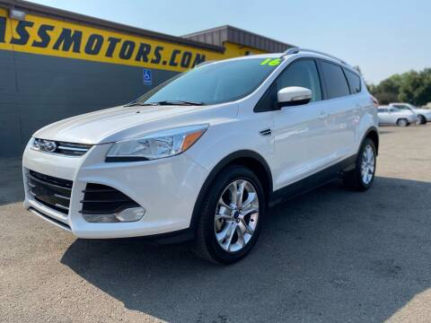 2016 Ford Escape for sale at M.A.S.S. Motors - MASS MOTORS in Boise ID