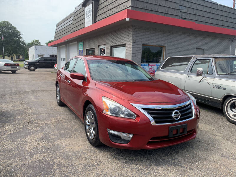 2013 Nissan Altima for sale at Townline Motors in Cortland NY