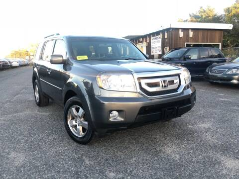 2011 Honda Pilot for sale at Mass Motors LLC in Worcester MA
