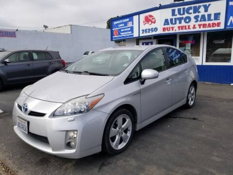 2010 Toyota Prius for sale at Lucky Auto Sale in Hayward CA