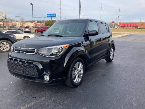2016 Kia Soul for sale at Auto Outlets USA in Rockford IL