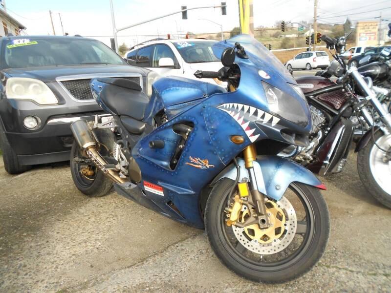 2005 Kawasaki zx1200 for sale at Mountain Auto in Jackson CA