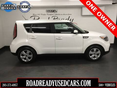 2017 Kia Soul for sale at Road Ready Used Cars in Ansonia CT