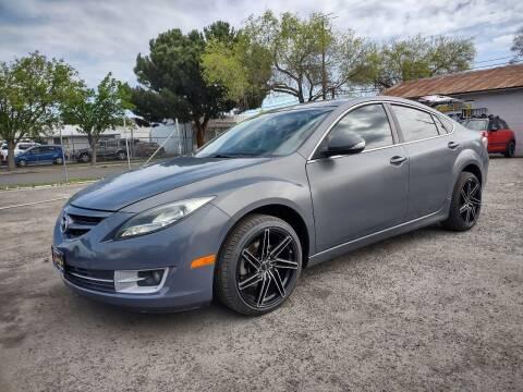 2011 Mazda MAZDA6 for sale at Larry's Auto Sales Inc. in Fresno CA
