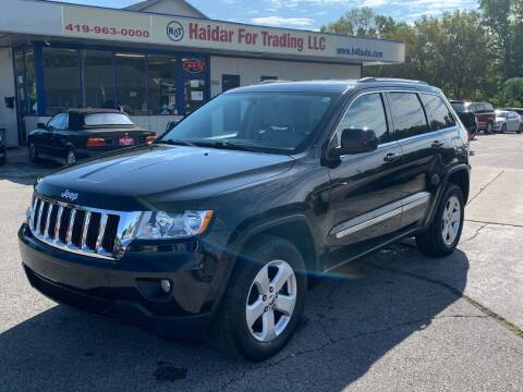 2012 Jeep Grand Cherokee for sale at H4T Auto in Toledo OH
