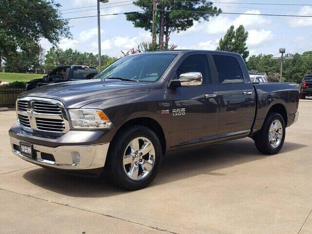 2014 RAM Ram Pickup 1500 for sale at Tyler Car  & Truck Center in Tyler TX