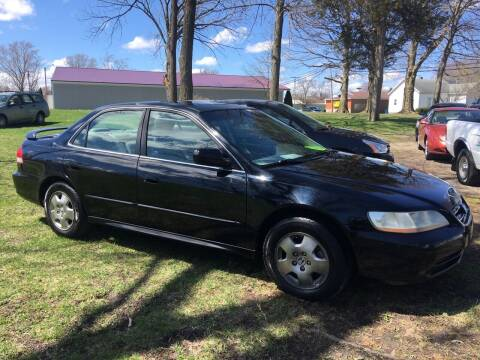 2002 Honda Accord for sale at Antique Motors in Plymouth IN
