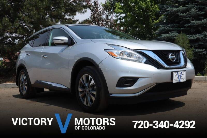 2017 Nissan Murano for sale in Longmont, CO