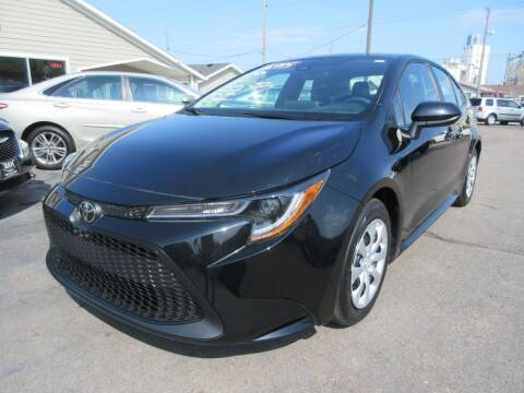 2020 Toyota Corolla for sale at Dam Auto Sales in Sioux City IA