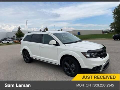 2018 Dodge Journey for sale at Sam Leman CDJRF Morton in Morton IL