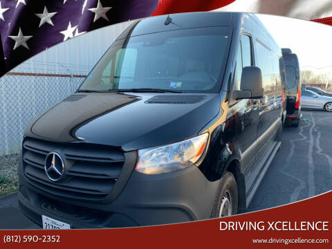 2019 Mercedes-Benz Sprinter Passenger for sale at Driving Xcellence in Jeffersonville IN