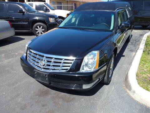 2009 Cadillac DTS Pro for sale at LAND & SEA BROKERS INC in Deerfield FL
