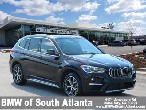 2019 BMW X1 for sale at Carol Benner @ BMW of South Atlanta in Union City GA