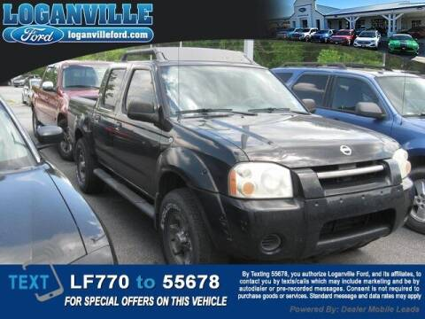 2003 Nissan Frontier for sale at Loganville Quick Lane and Tire Center in Loganville GA