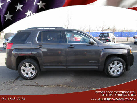 2013 GMC Terrain for sale at Power Edge Motorsports- Millers Economy Auto in Redmond OR