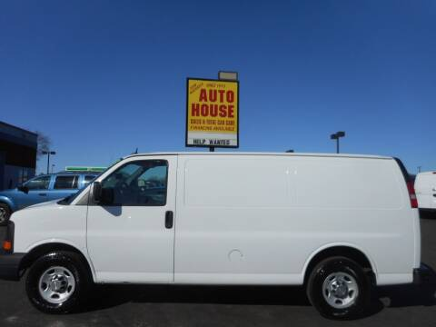 2013 Chevrolet Express Cargo for sale at AUTO HOUSE WAUKESHA in Waukesha WI