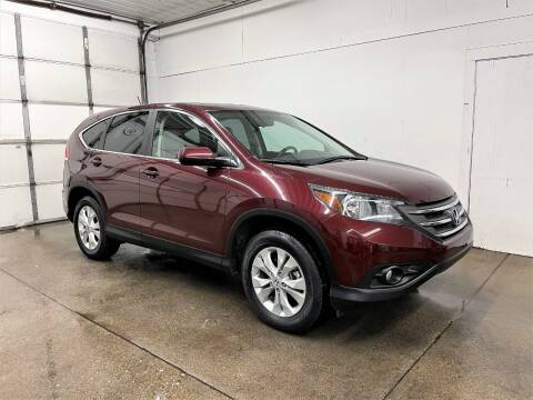 2012 Honda CR-V for sale at PARKWAY AUTO in Hudsonville MI