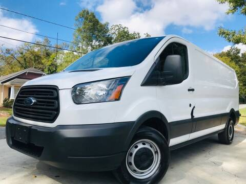 2015 Ford Transit Cargo for sale at Cobb Luxury Cars in Marietta GA