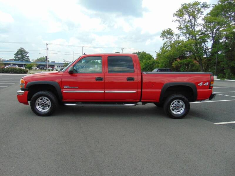 2007 GMC Sierra 2500HD Classic for sale at CR Garland Auto Sales in Fredericksburg VA