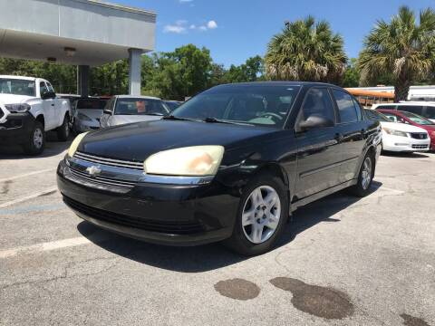 2005 Chevrolet Malibu for sale at Popular Imports Auto Sales in Gainesville FL
