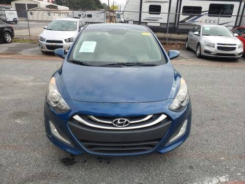 2014 Hyundai Elantra GT for sale at Adonai Auto Broker in Marietta GA