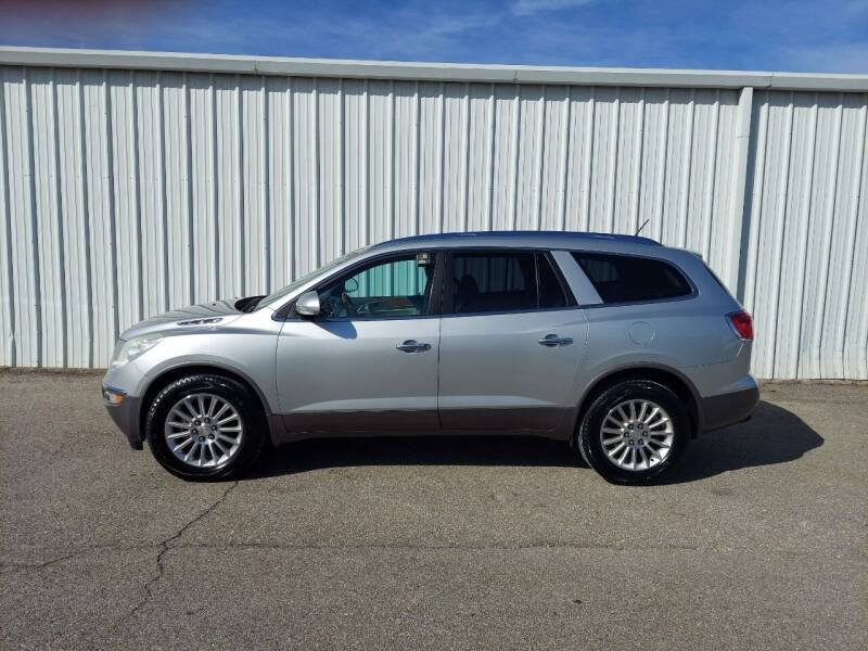 2012 Buick Enclave for sale at Longhorn Motors in Belton TX