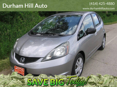 2010 Honda Fit for sale at Durham Hill Auto in Muskego WI