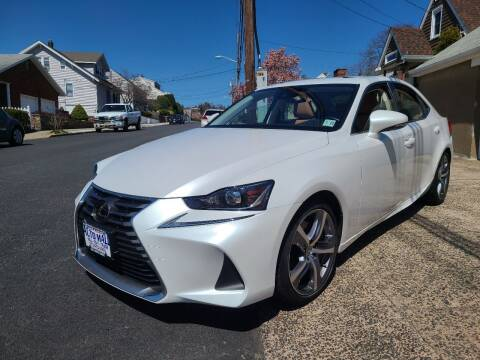 2018 Lexus IS 300 for sale at Express Auto Mall in Totowa NJ